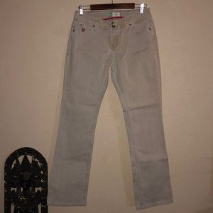 Wrangler Jackson Lower Rise Slim Fit Boot Cut 9/10